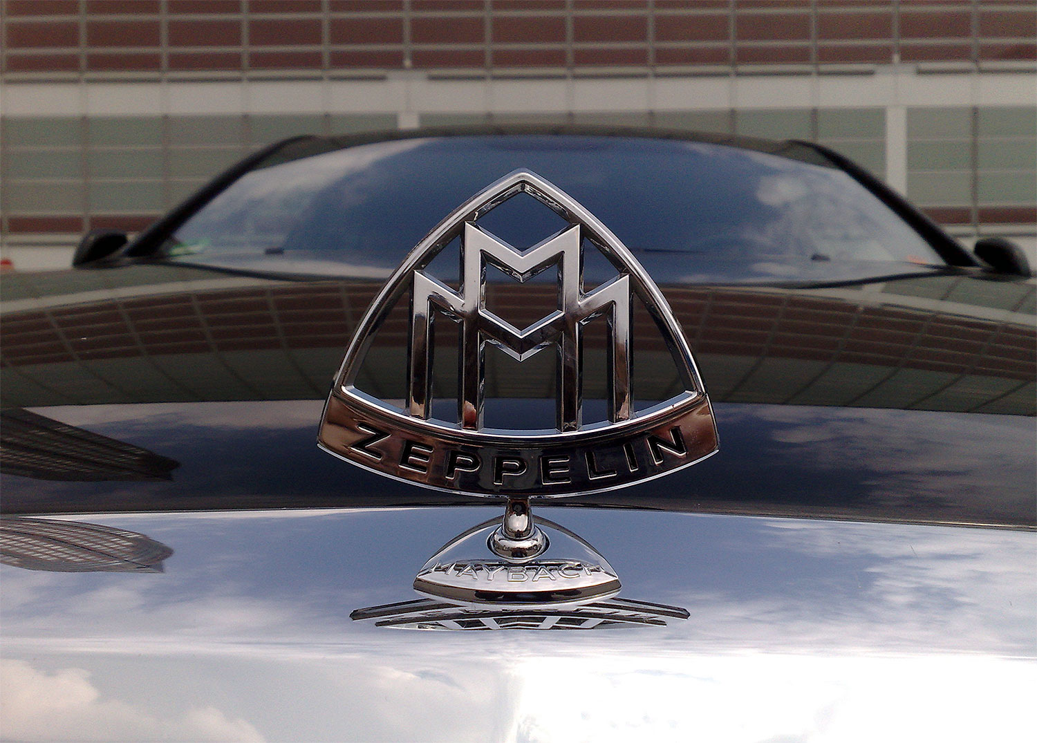 Maybach zeppelin photo - 1