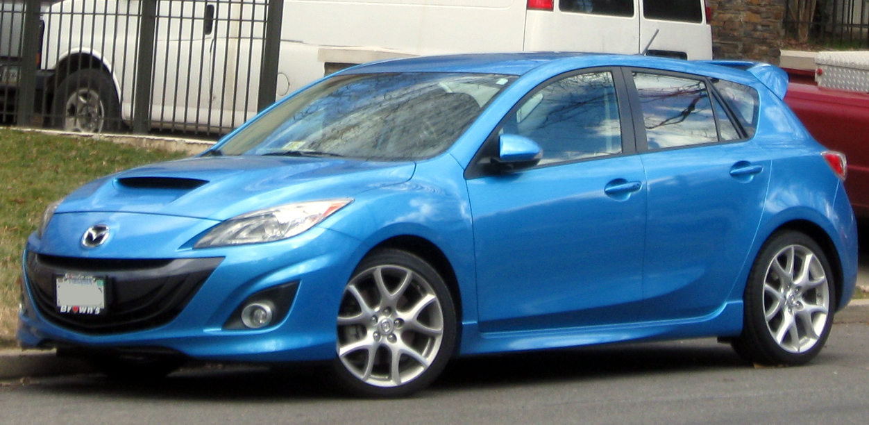 Mazda mazdaspeed3 photo - 2
