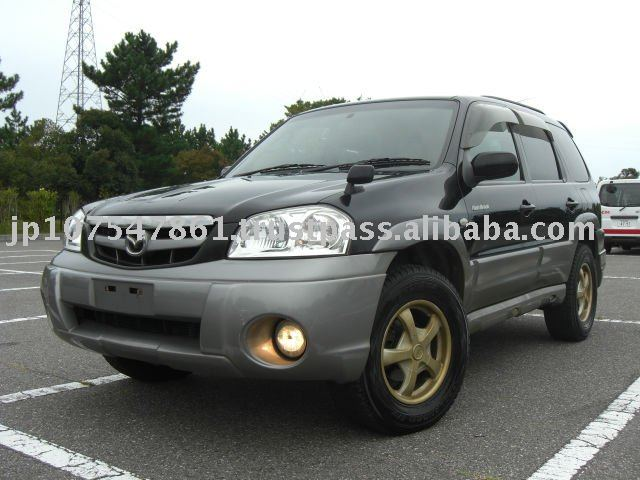 Mazda tribute photo - 3