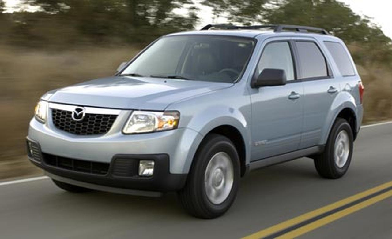 Mazda tribute photo - 4