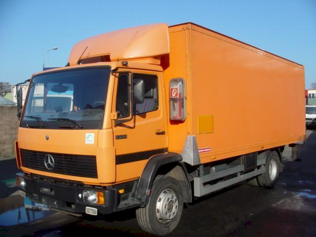 Mercedes-benz 1320 photo - 2