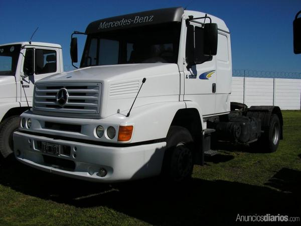 Mercedes-benz 1620 photo - 3