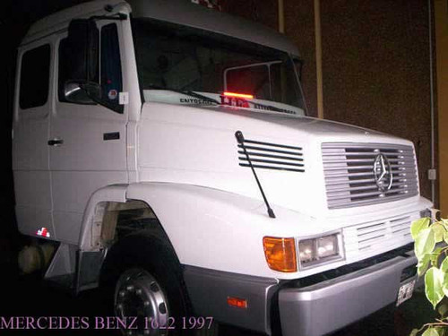 Mercedes-benz 1622 photo - 3