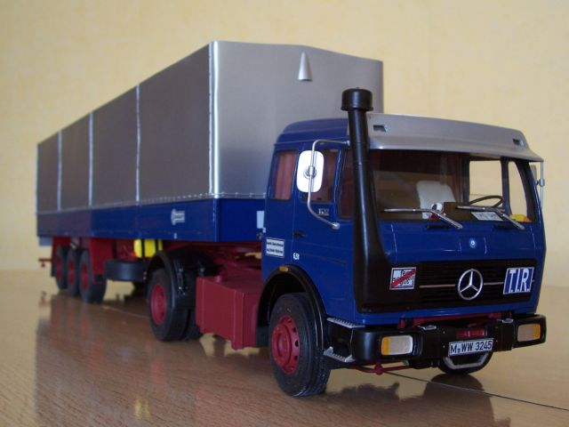 Mercedes-benz 1632 photo - 3