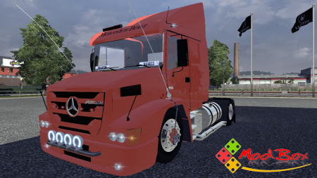 Mercedes-benz 1635 photo - 4