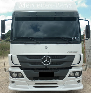 Mercedes-benz 1729 photo - 1