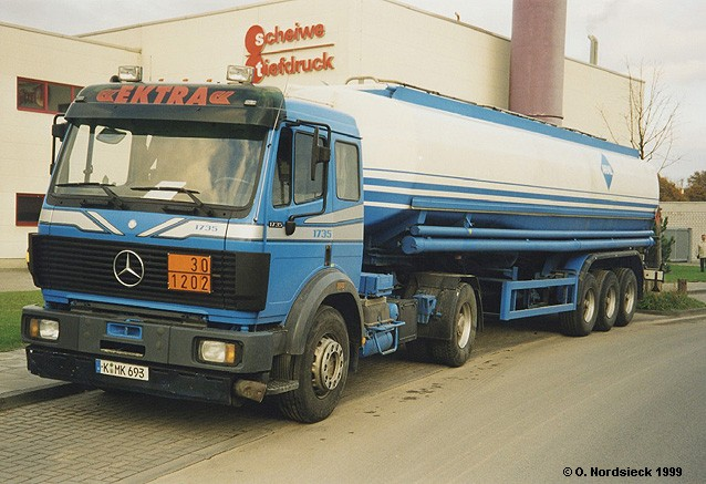 Mercedes-benz 1735 photo - 1