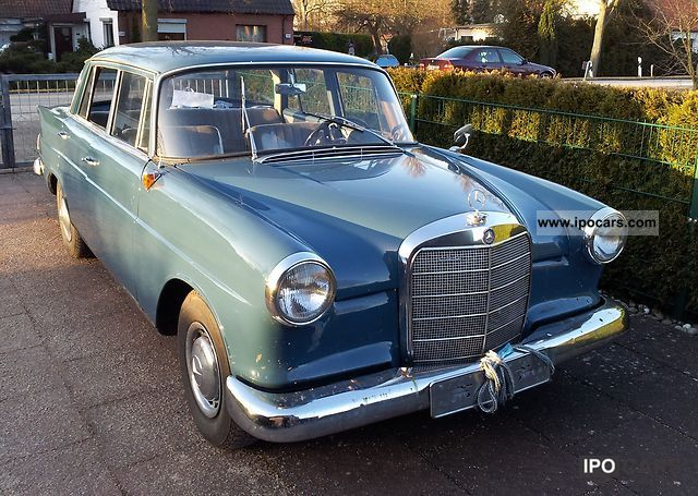 Mercedes-benz 190c photo - 1