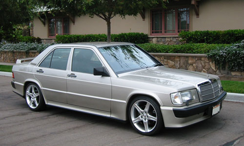 Mercedes-benz 190e photo - 1