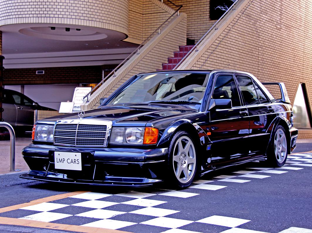 Mercedes-benz 190e photo - 3