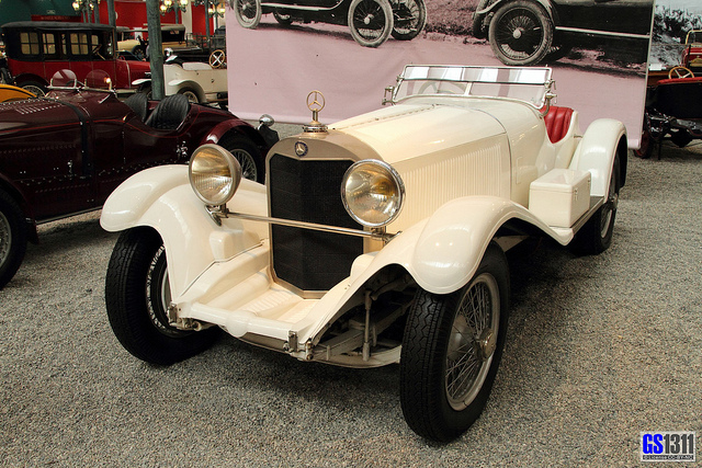 Mercedes-benz 1928 photo - 3
