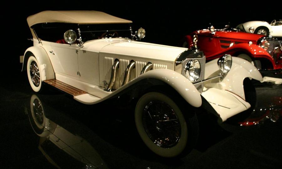 Mercedes-benz 1929 photo - 1
