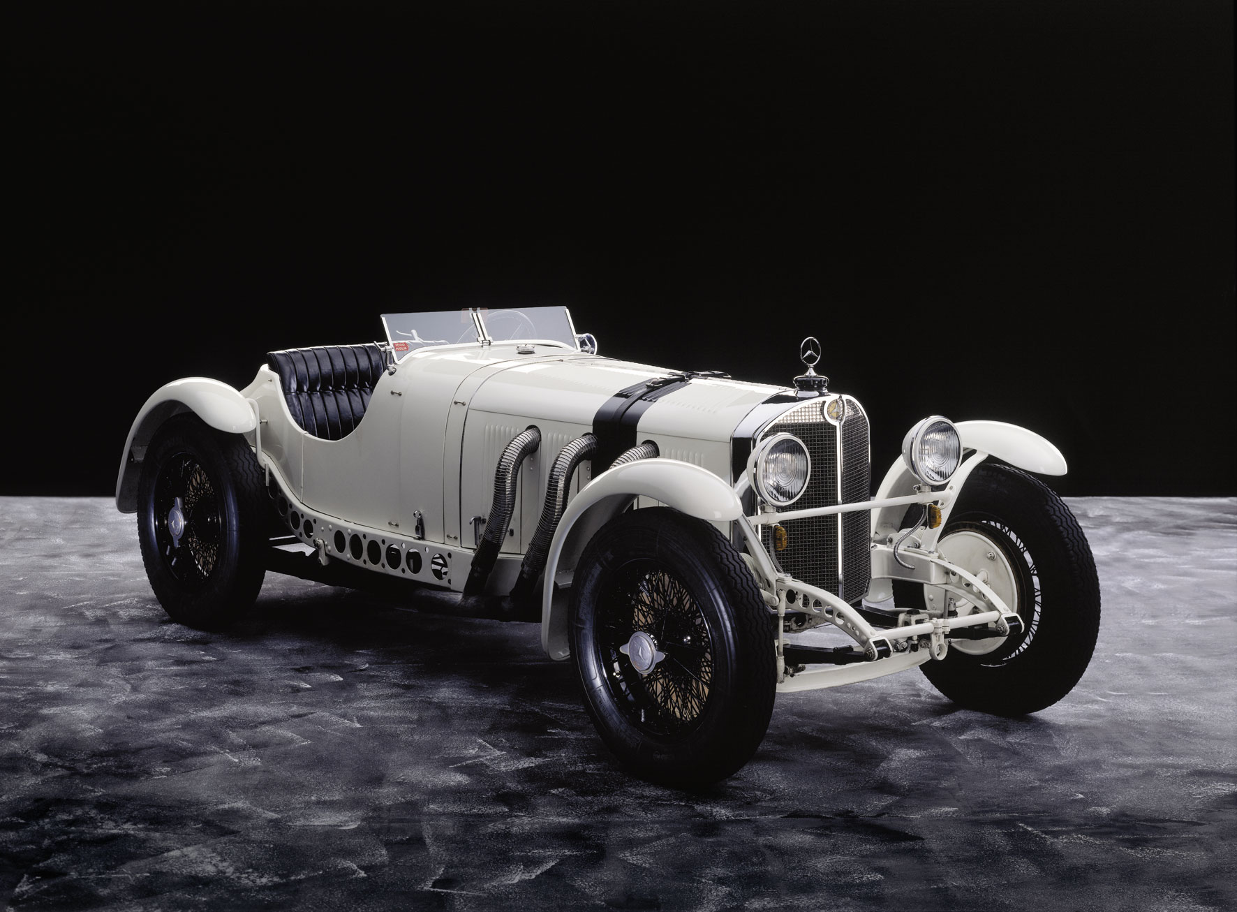 Mercedes-benz 1929 photo - 2