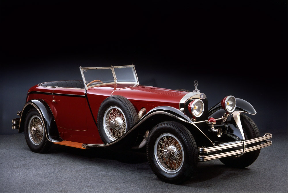 Mercedes-benz 1929 photo - 3