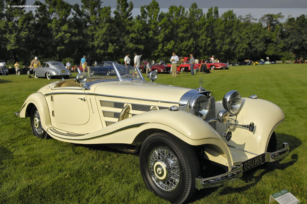 Mercedes-benz 1935 photo - 1