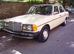Mercedes-benz 200d photo - 1