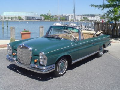 Mercedes-benz 220se photo - 3
