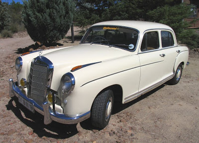 Mercedes-benz 220se photo - 4