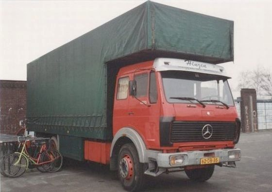 Mercedes-benz 2226 photo - 2