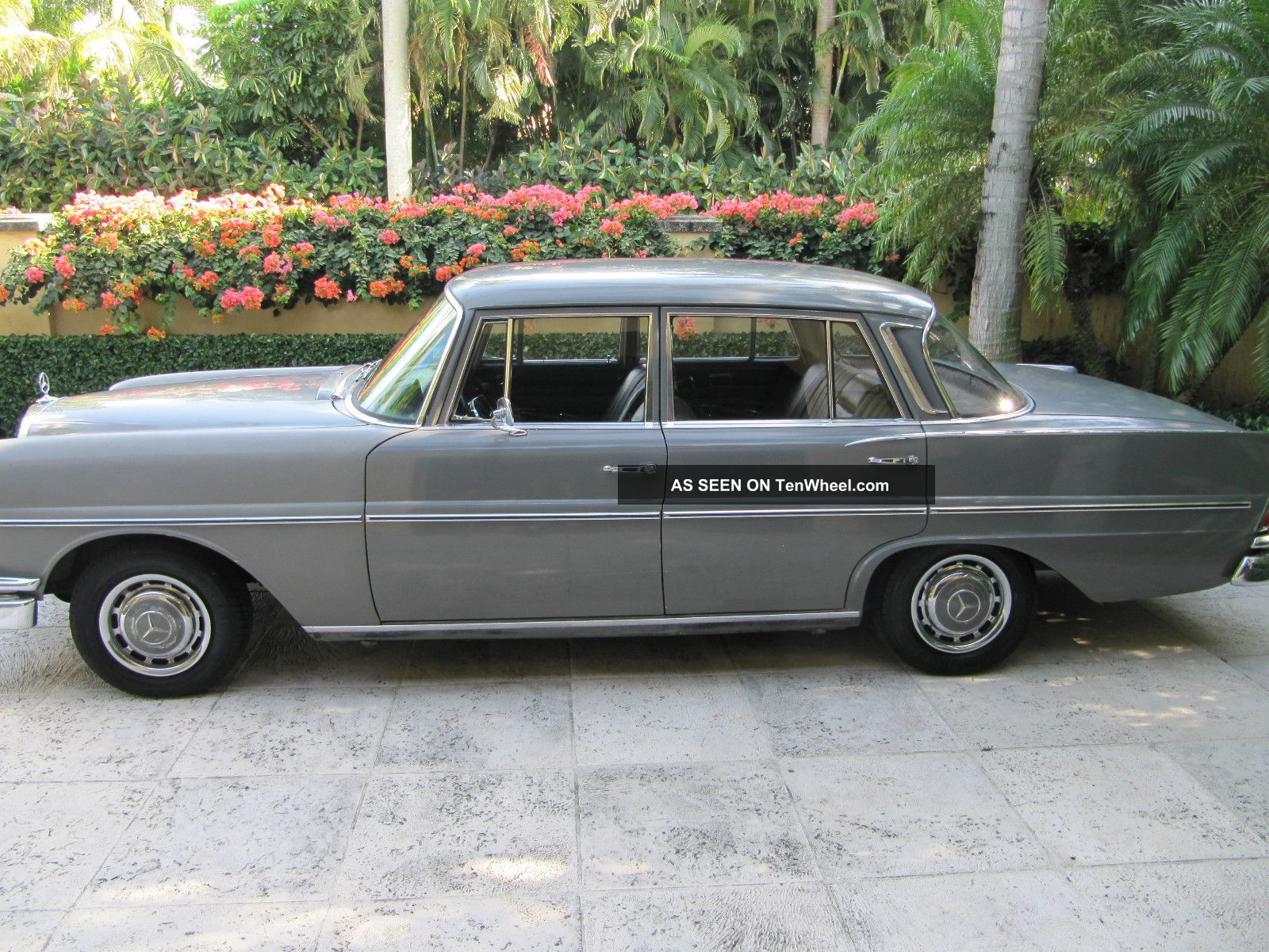 Mercedes-benz 230s photo - 3