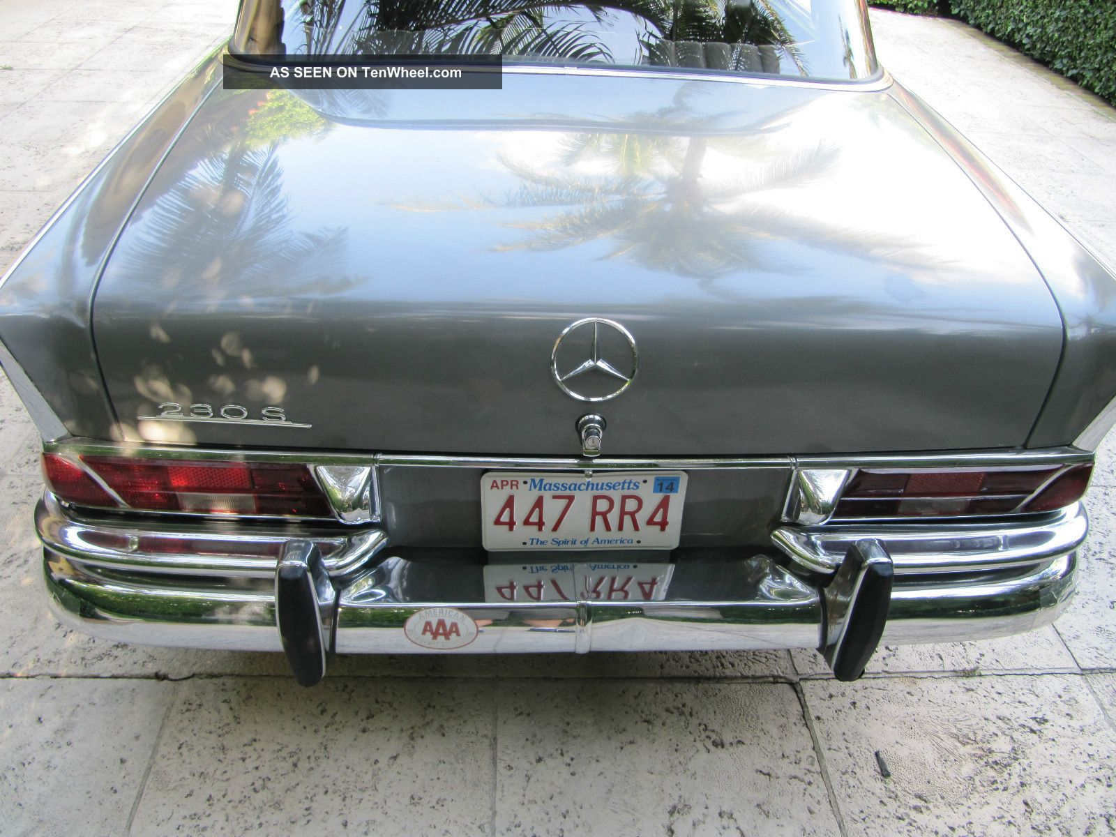 Mercedes-benz 230s photo - 4