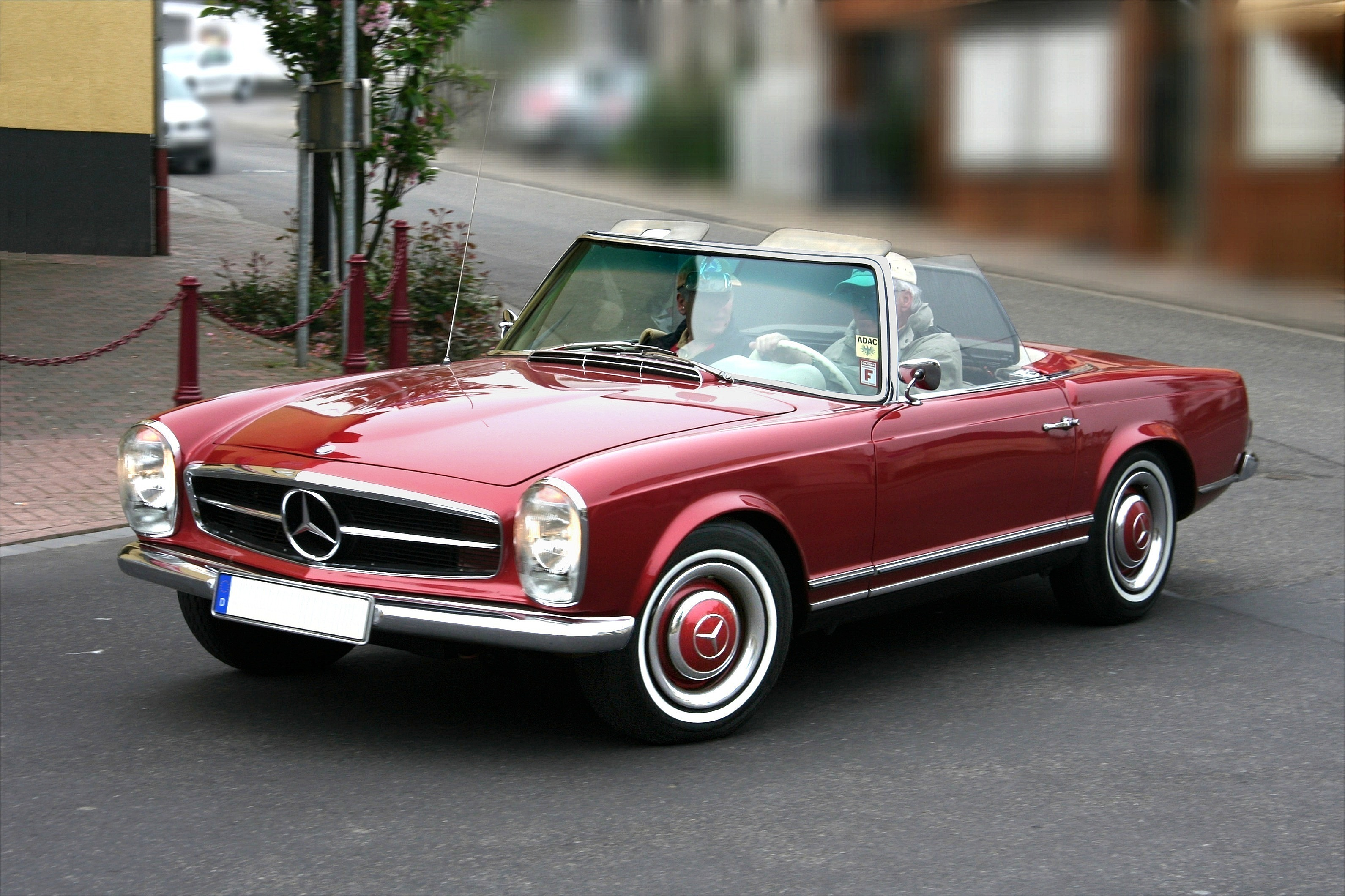 Mercedes-benz 230sl photo - 1