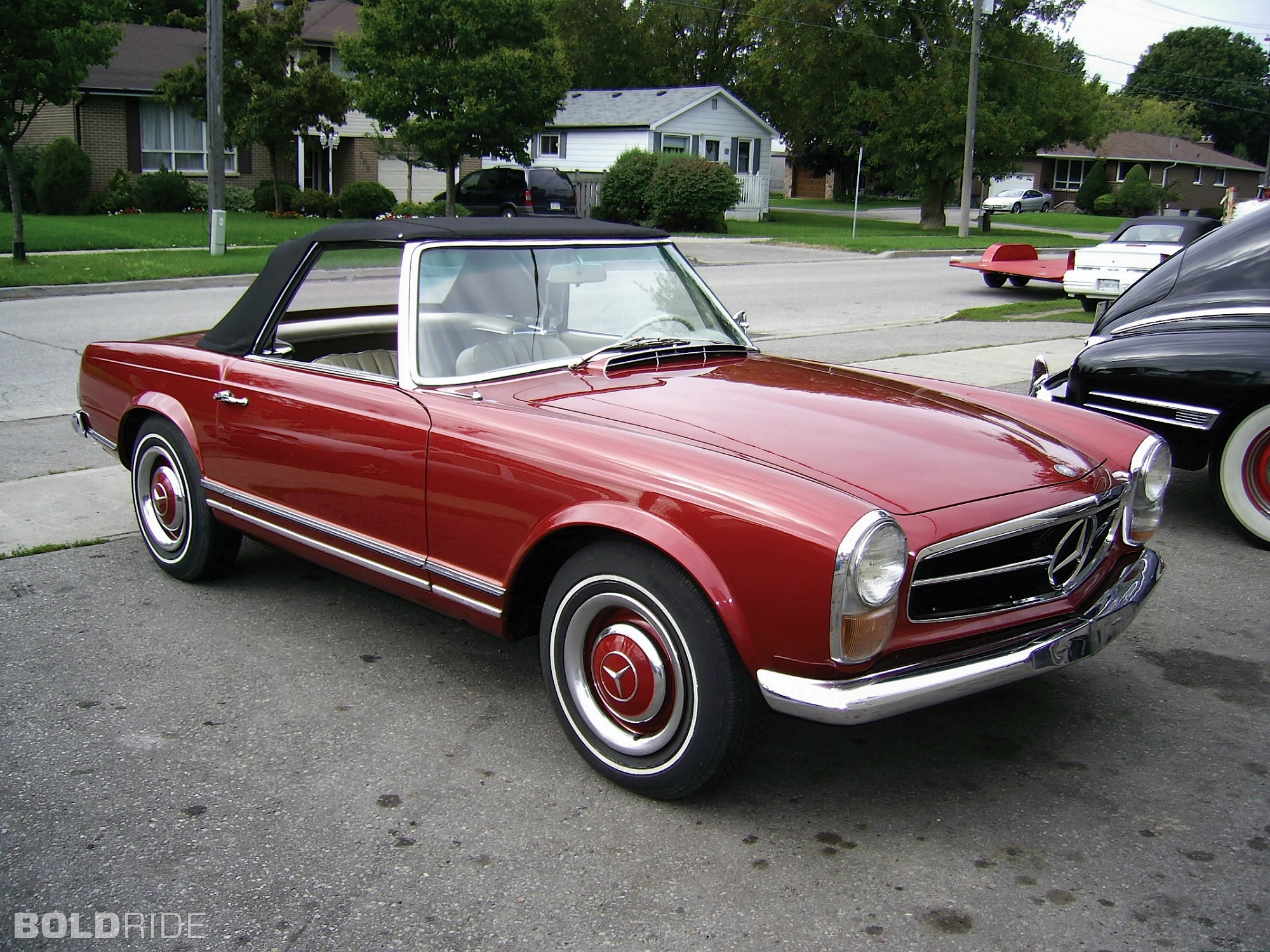 Mercedes-benz 230sl photo - 2