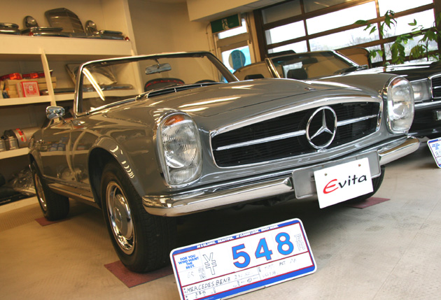 Mercedes-benz 230sl photo - 4