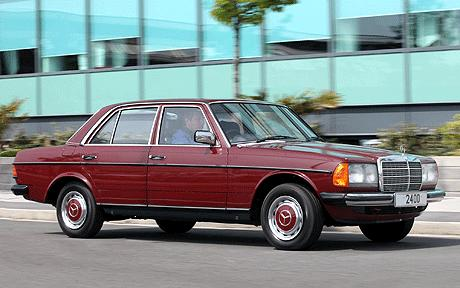 Mercedes-benz 240d photo - 3