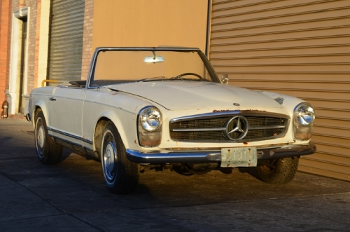 Mercedes-benz 250sl photo - 1