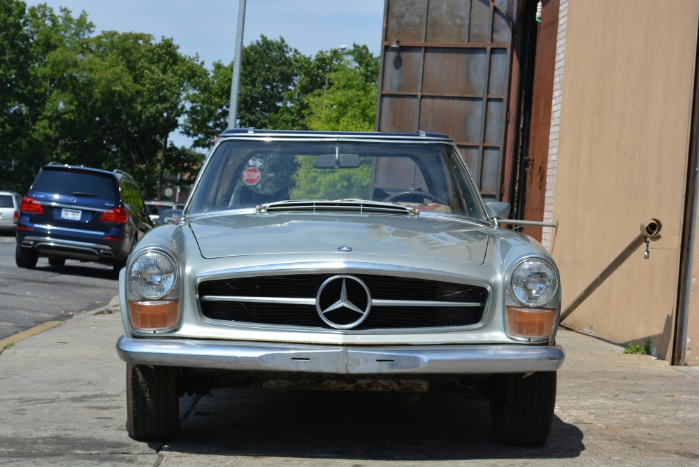 Mercedes-benz 250sl photo - 2