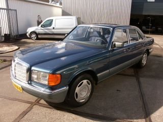 Mercedes-benz 260se photo - 2