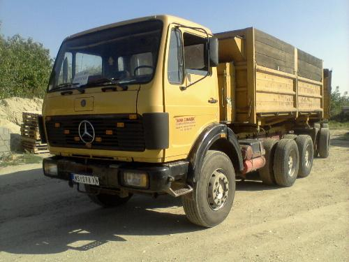 Mercedes-benz 2635 photo - 4