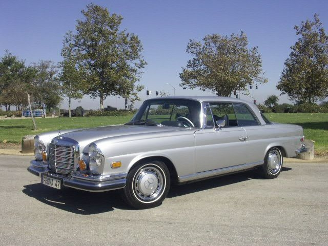 Mercedes benz 280se photo - 3
