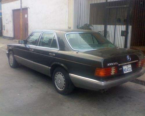 Mercedes-benz 280sel photo - 3