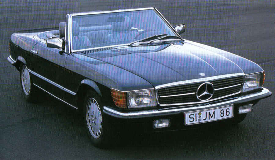 Mercedes-benz 280sl photo - 1