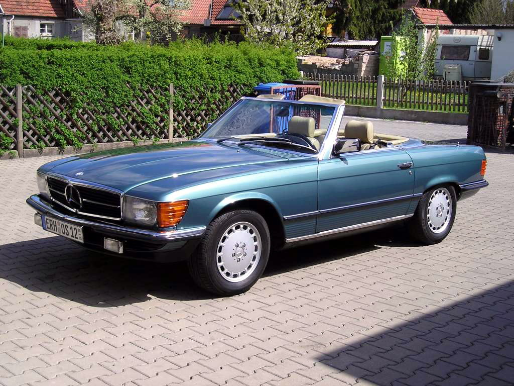 Mercedes-benz 280sl photo - 3