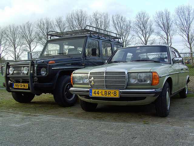 Mercedes-benz 300gd photo - 4