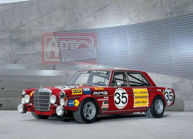 Mercedes-benz 300sel photo - 3