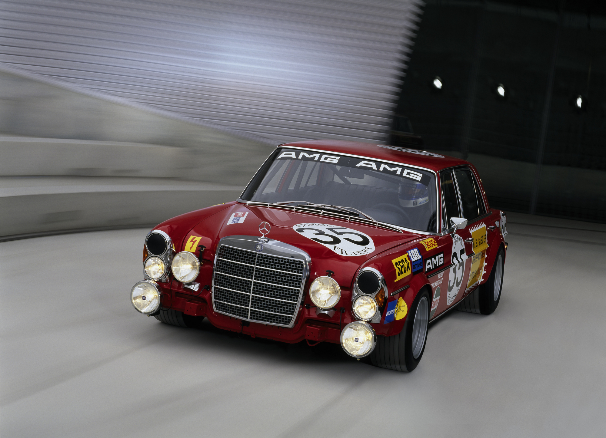Mercedes-benz 300sel photo - 4