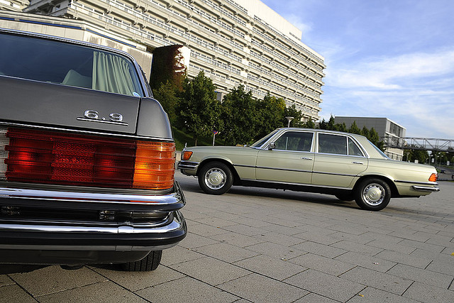 Mercedes-benz 350se photo - 4