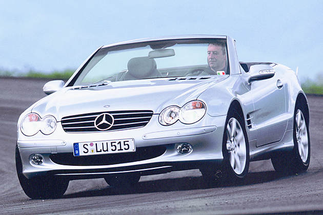 Mercedes-benz 350sl photo - 4