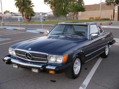 Mercedes-benz 380sl photo - 2