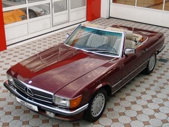 Mercedes-benz 420sl photo - 4