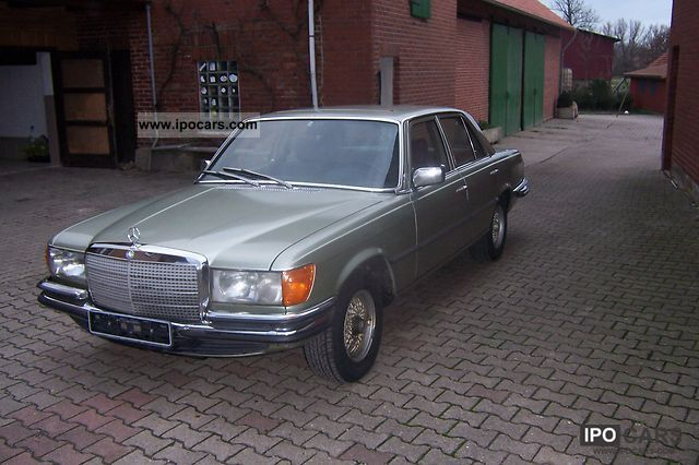 Mercedes-benz 450se photo - 1