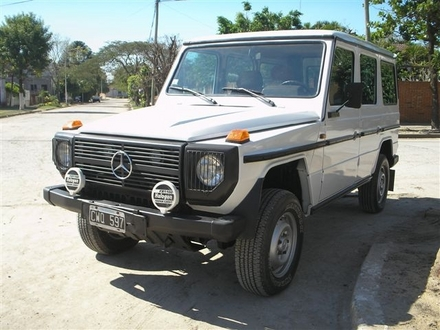 Mercedes-benz 4x4 photo - 2