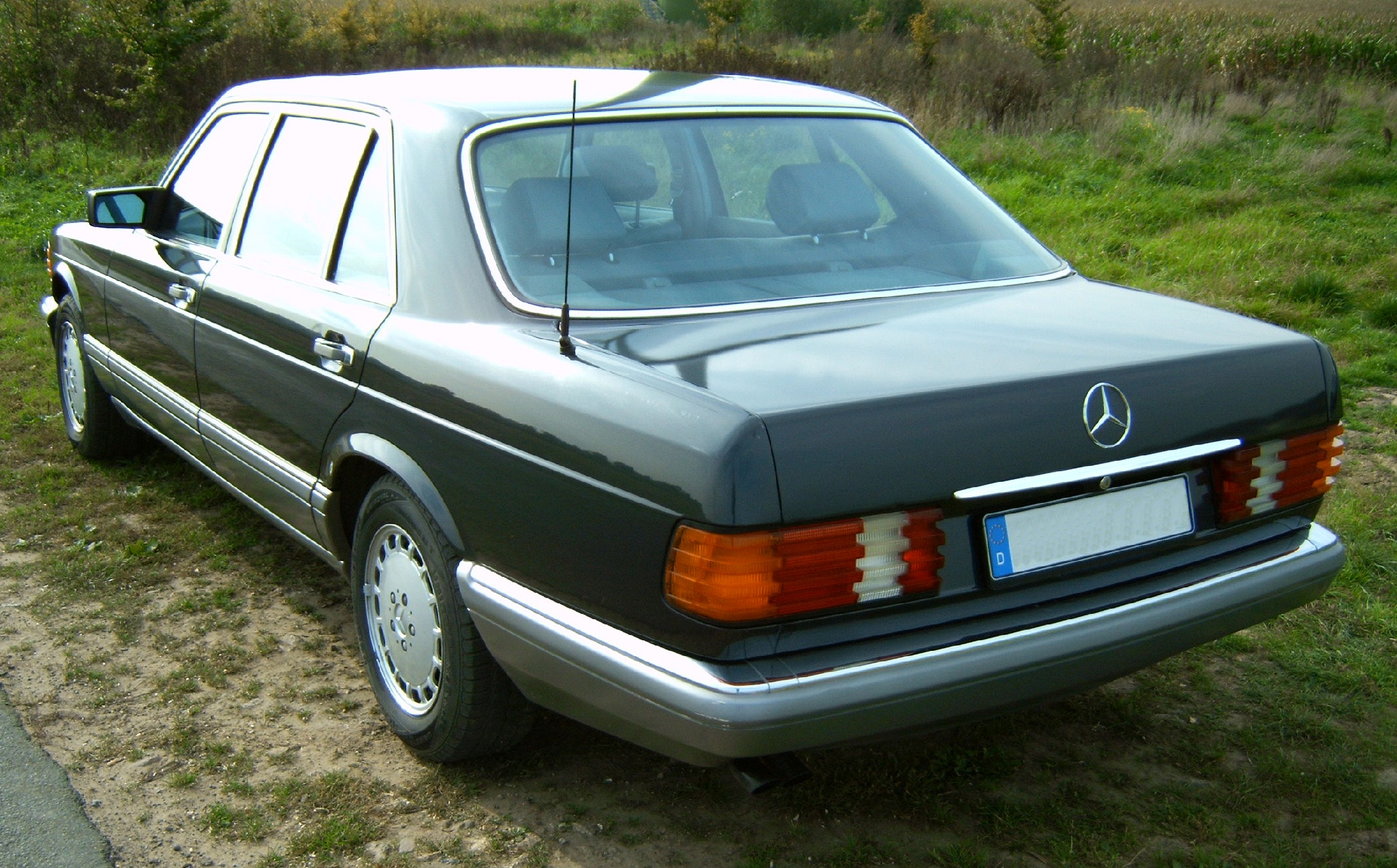 Mercedes-benz 500sel photo - 1