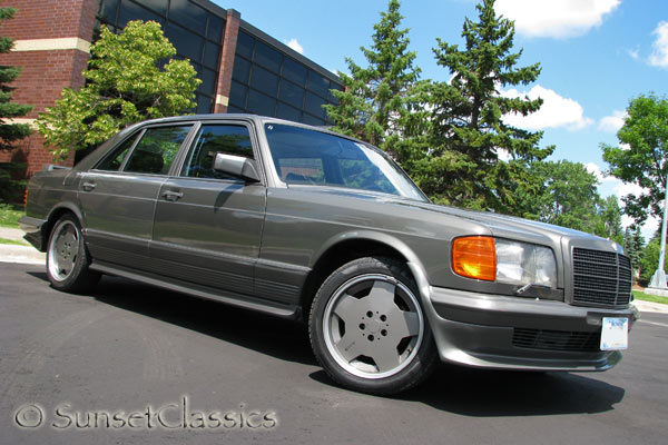 Mercedes-benz 500sel photo - 3
