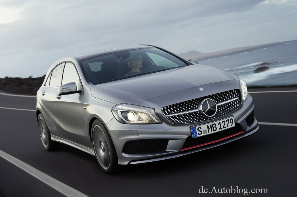 Mercedes-benz a-klasse photo - 1