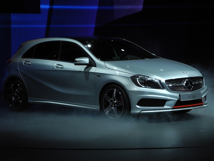 Mercedes-benz a-klasse photo - 4